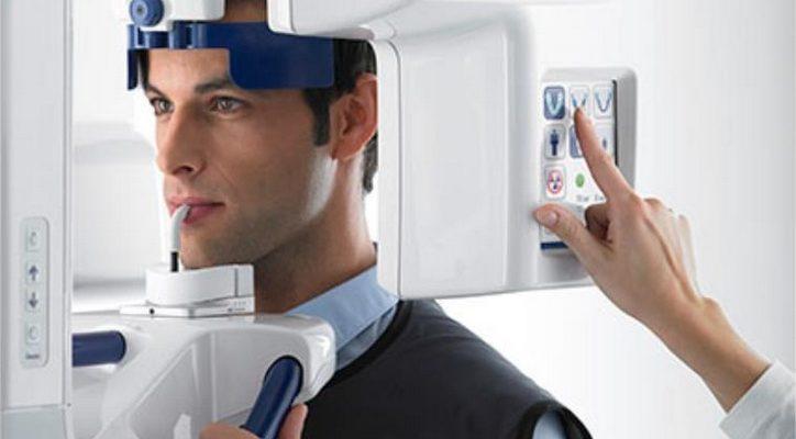 Panoramik diş röntgeni 2